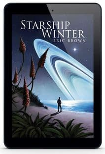 Starship Winter [eBook] by Eric Brown