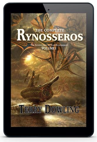 The Complete Rynosseros Vol 1 [eBook] by Terry Dowling