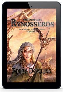 The Complete Rynosseros Vol 2 [eBook] by Terry Dowling