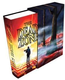 The Dead Zone [slipcased hardcover] by Stephen King