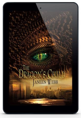 The Dragon's Child [eBook] by Janeen Webb