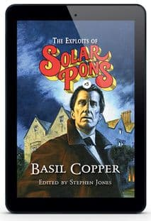 The Exploits of Solar Pons #5 [eBook] By Basil Copper