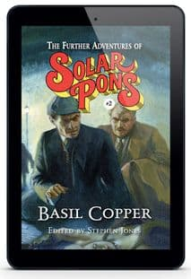 The Further Adventures of Solar Pons #2 [eBook] by Basil Copper