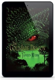 The Gold-Jade Dragon [eBook] by Janeen Webb