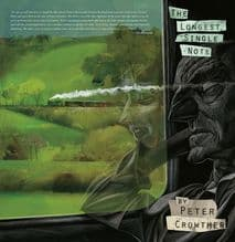 The Longest Single Note [Vinyl LP] by Peter Crowther