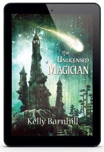 The Unlicensed Magician [eBook] By Kelly Barnhill