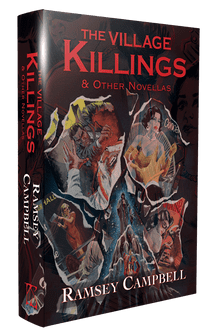 The Village Killings & Other Novellas [Hardcover] Ramsey Campbell