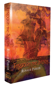 Through the Storm [hardcover] by Rosalie Parker