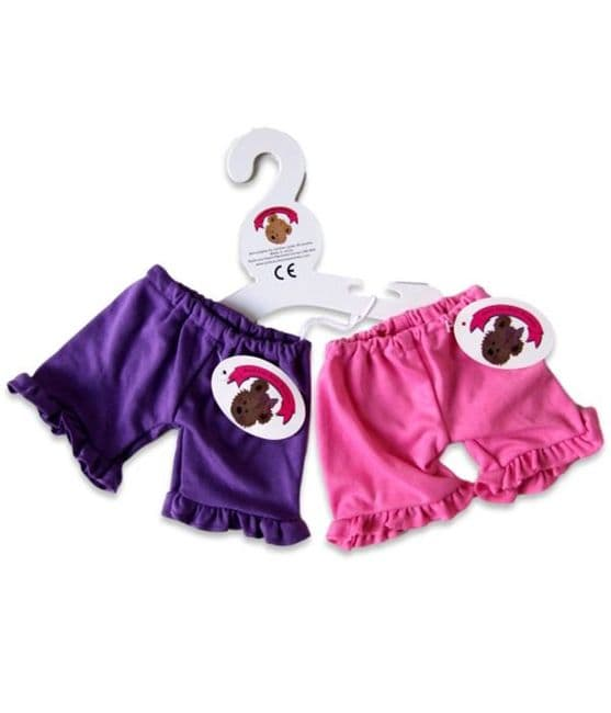 Candy Pink & Purple Legging 2 pack