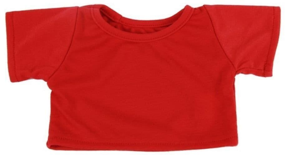 Red T-shirt Top