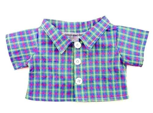 RGB Checked Shirt