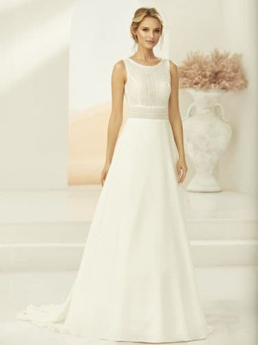 Ellie A line Wedding Dress