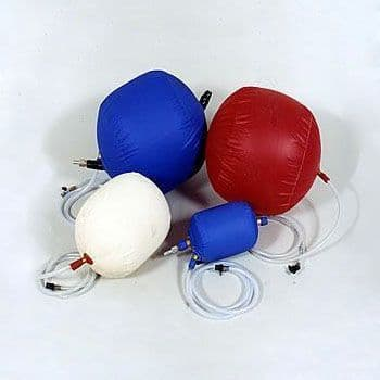 150mm / 6 Inch Canvas Inflatable Air Bag with 1.8m Hose