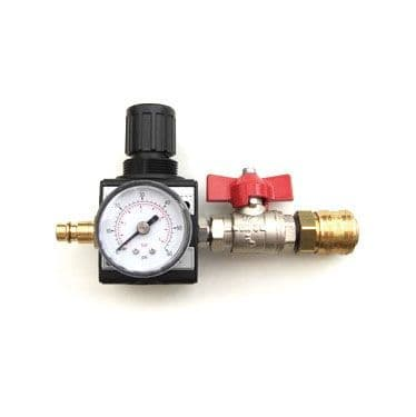 3.0 Bar Pressure Regulator with Shut-Off Valve