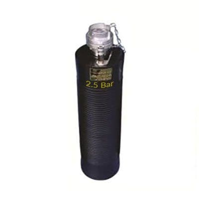500-1000mm / 20-40 Inch Flexible Test Inflatable Pipe Stopper - 2.5 Bar