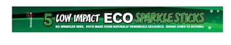 Bamboo Eco Sparklers