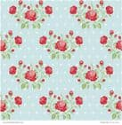 Patterned Paper Vintage Rose