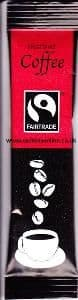 Fairtrade - Instant Coffee - single portion sticks