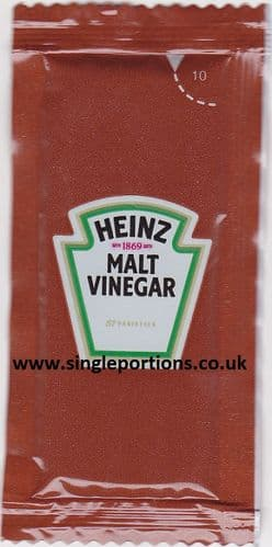 Heinz - Malt Vinegar - single portion sachets