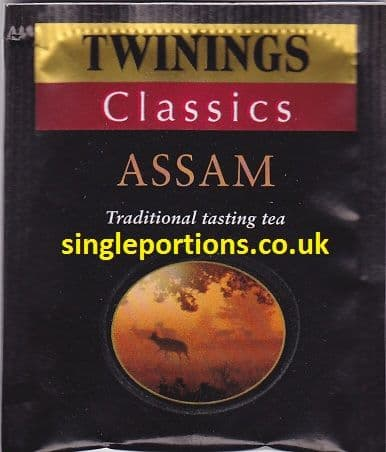 Twinings ASSAM Enveloped Tea Bags