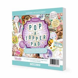 Animal Magic Pop-A-Topper Pad by Hunkydory  - PAT103