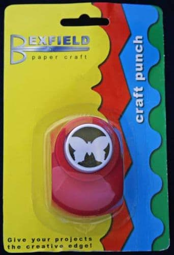 Butterfly Circle Craft Punch
