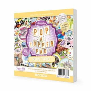 Play Time Pop-A-Topper Pad by Hunkydory  - PAT104