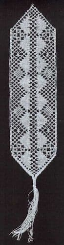 Spot The Difference Torchon Bobbin Lace Pattern