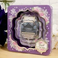 Violet Delights Concept Card Collection By Hunkydory