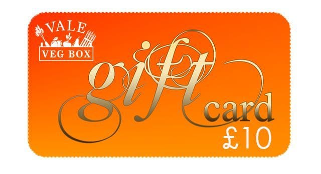 Giftcard - £10