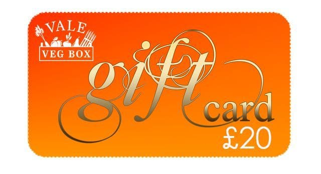 Giftcard - £20