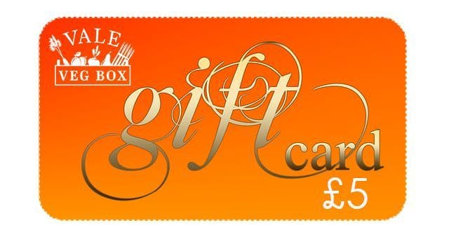 Giftcard - £5