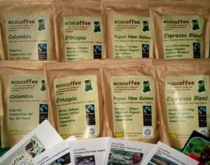 CASE OF 12x227g RETAIL PACKS (Roasted Whole Beans)