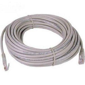 7 metre ethernet patch cable for CCTV recorder