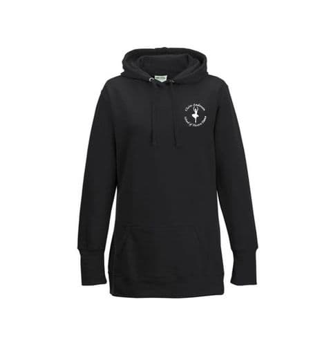 Claire Anderson Longline hoodie