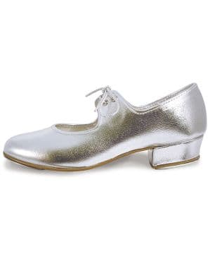 Roch Valley Silver tap shoes