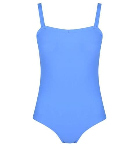 Vama Leotard Back Cross Detail