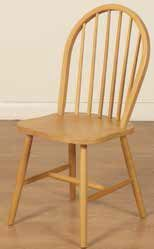 Brunswick Spindleback (Country Kitchen) Dining Chair (Assembled)