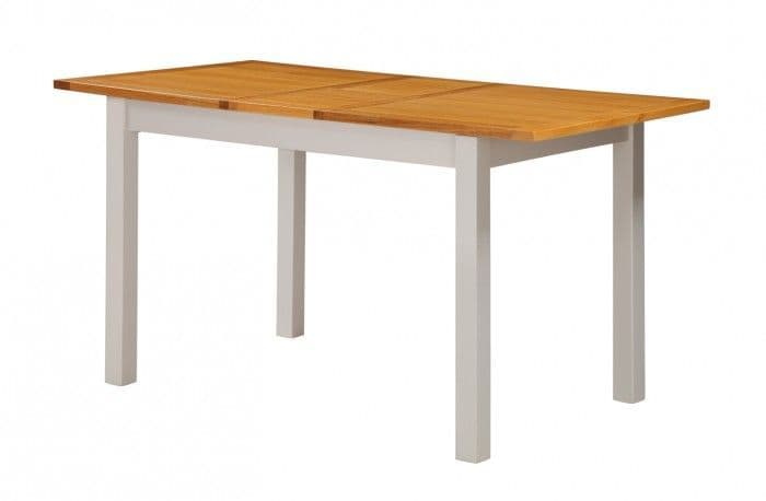 Hampton Painted 4' Extension Dining Table