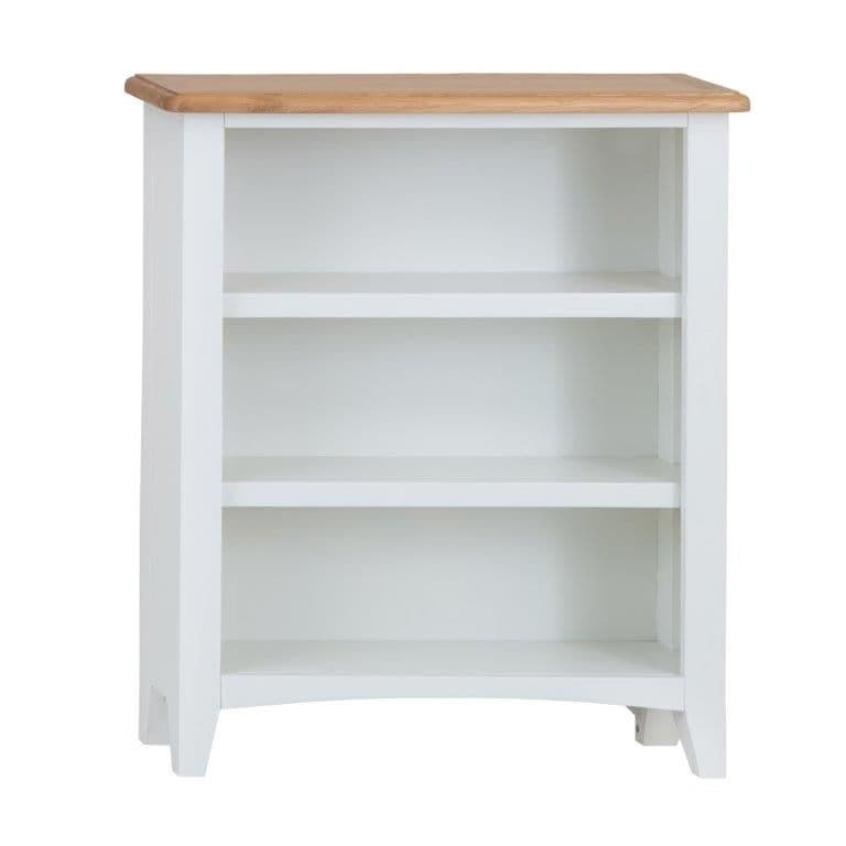 Alpine Small Wide Bookcase