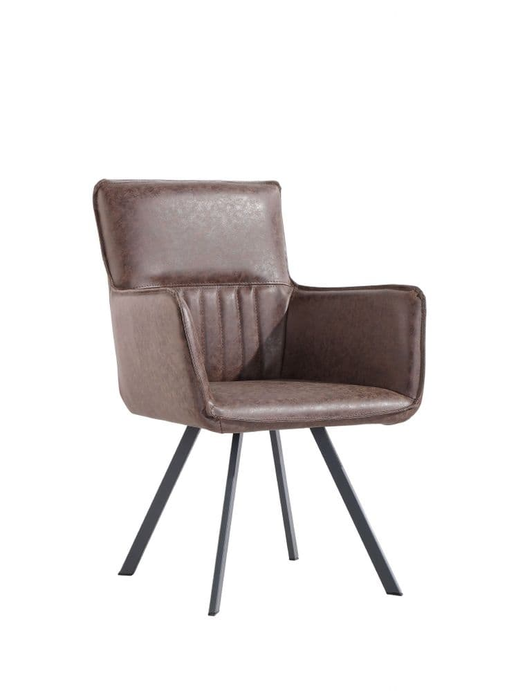 Carver Chair (Brown)