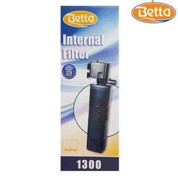 Betta Internal Filter 1300