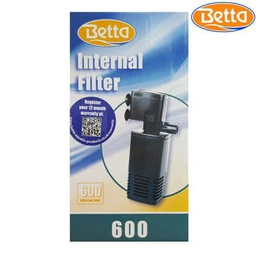 Betta Internal Filter 600