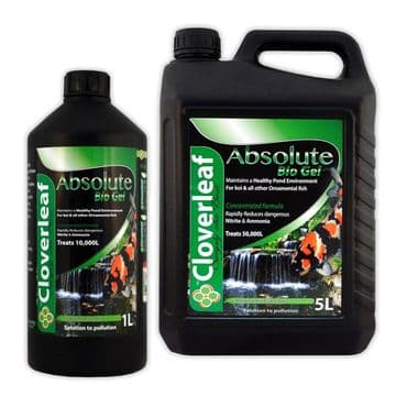Cloverleaf Absolute Gel 5 Litre