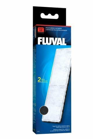 Fluval U3 Poly/Carbon Cartridge