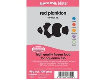 Gamma Frozen Red Plankton 95G
