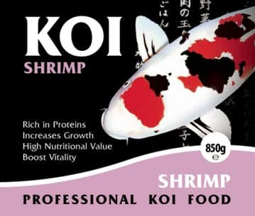 Koi Shrimp Pond Fish Food