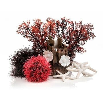 Oase Biorb Red Forest Decor Set (15L Kit)