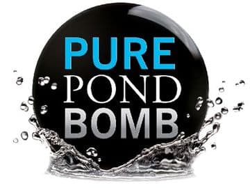 Pond Bomb Evolution Aqua x 2