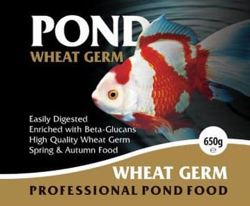 Pond Wheatgerm Pellet Fish Food 3mm